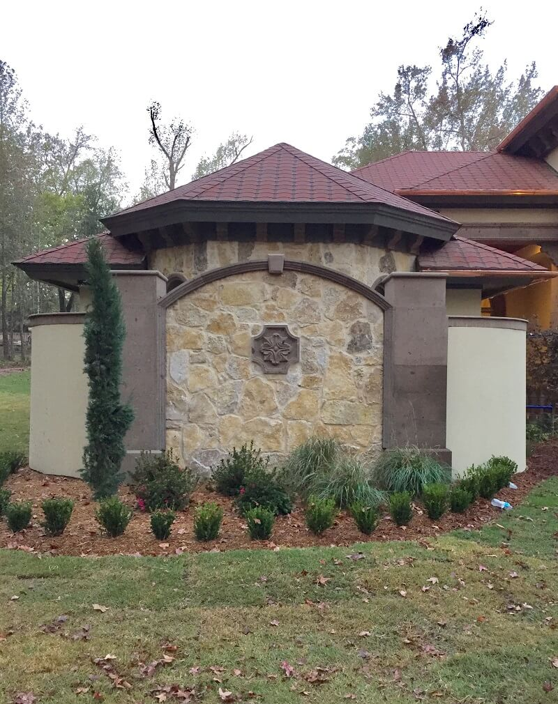 Architectual Stone Elements - Photo Gallery 141