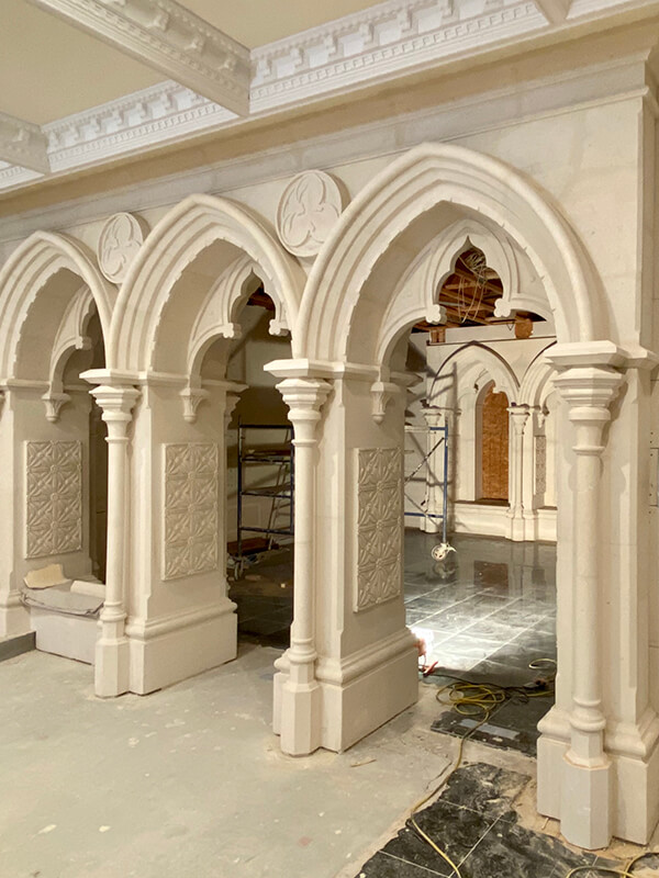 Architectual Stone Elements - Photo Gallery 272