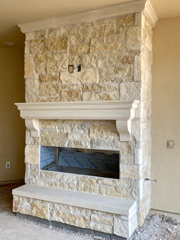 Architectual Stone Elements - Photo Gallery 294