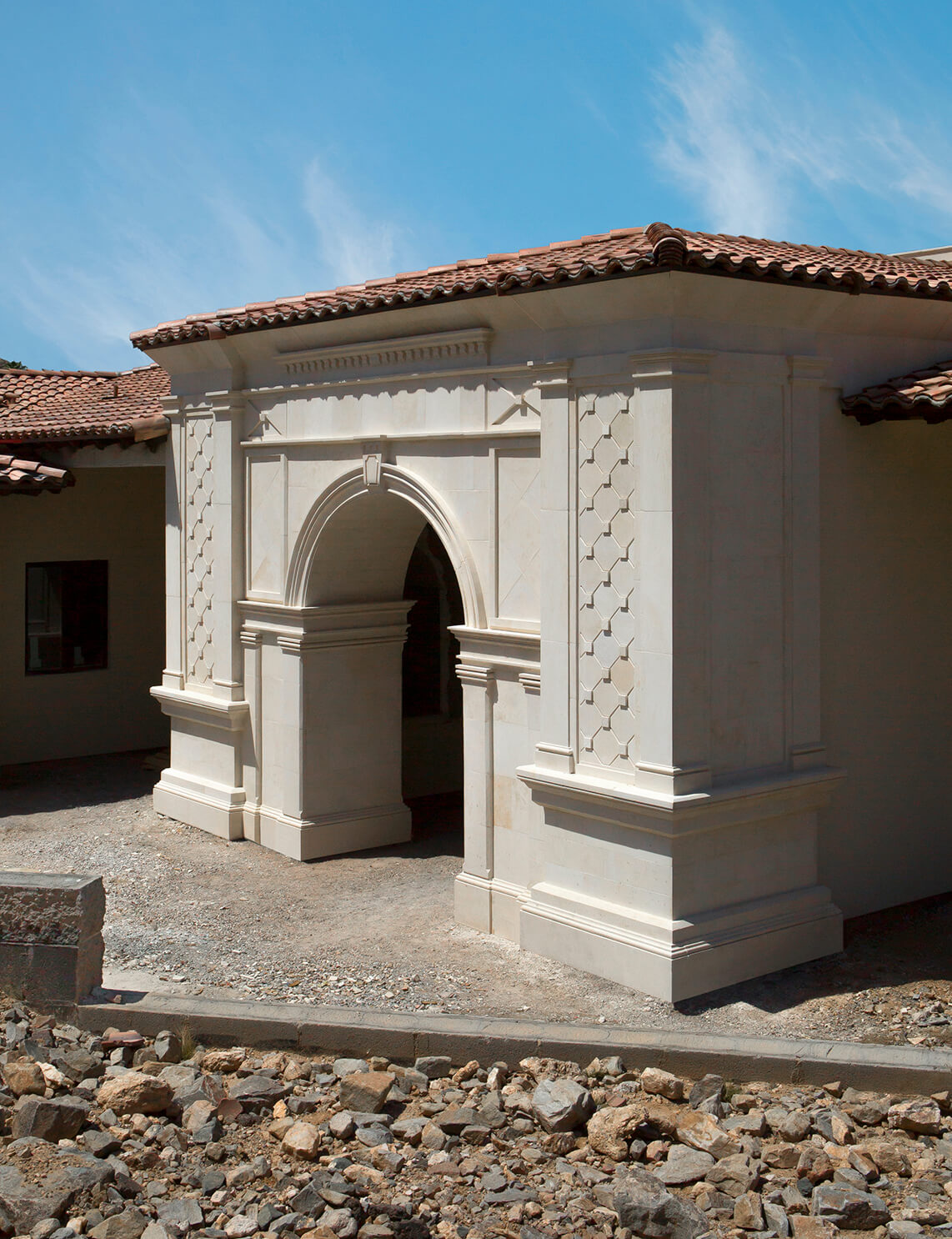 Architectual Stone Elements - Photo Gallery 147