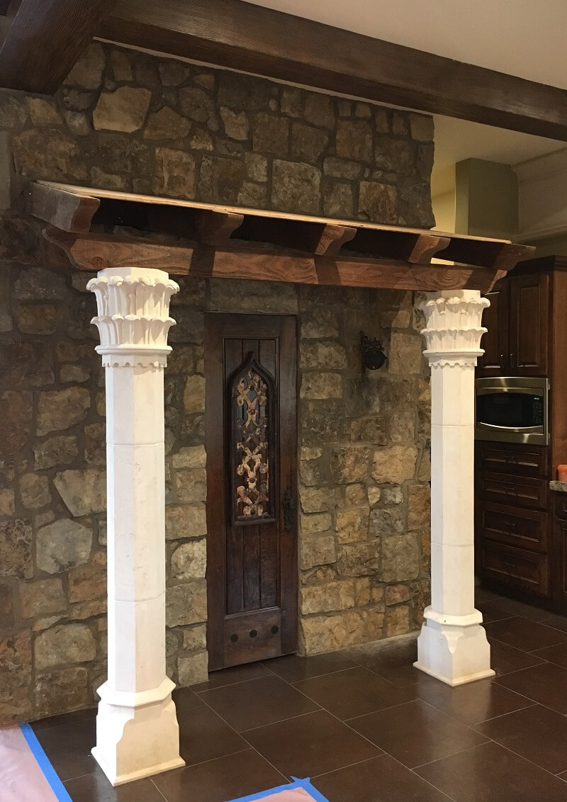 Architectual Stone Elements - Photo Gallery 170