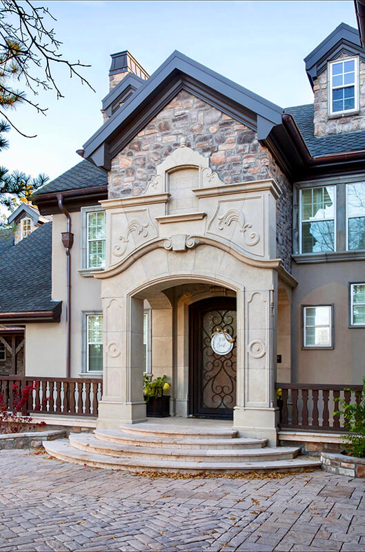 Architectual Stone Elements - Photo Gallery 216