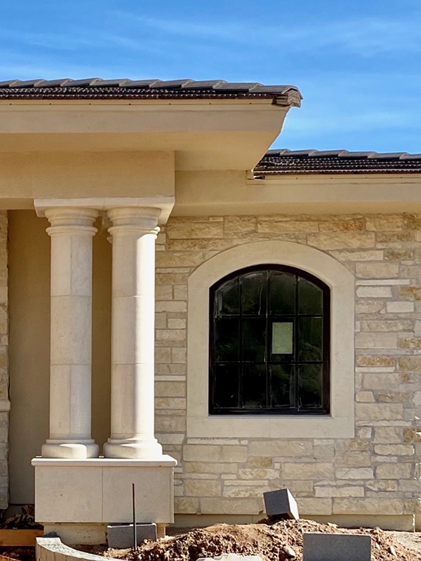 Architectual Stone Elements - Photo Gallery 248