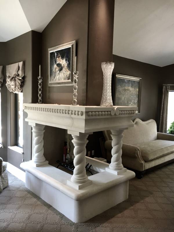 Architectual Stone Elements - Photo Gallery 309