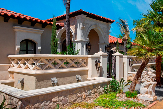 Architectual Stone Elements - Photo Gallery 217