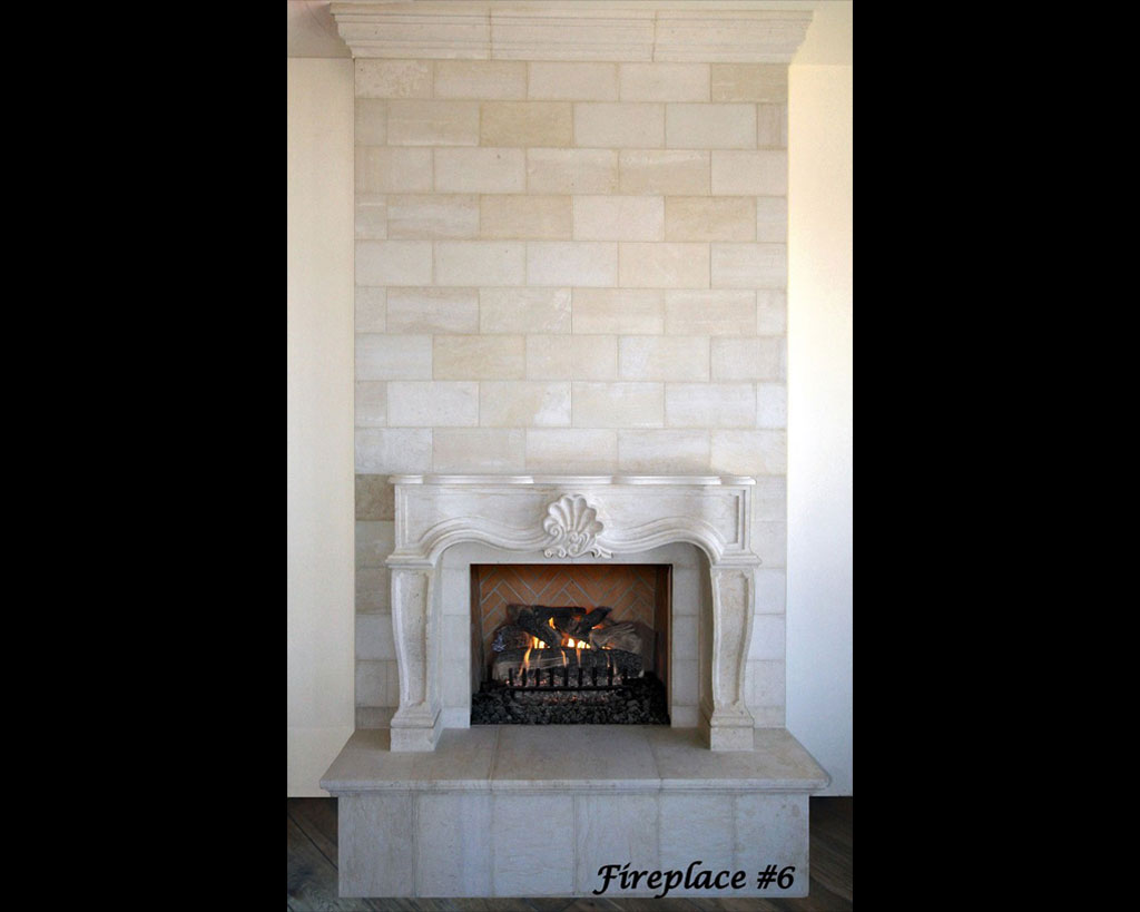 Fireplace portfolios with Over-Mantels 6